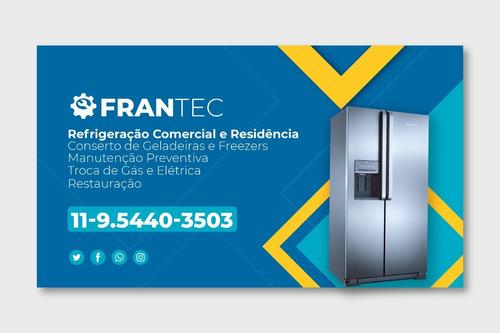 tecnico em refrigeração comercial e residencial