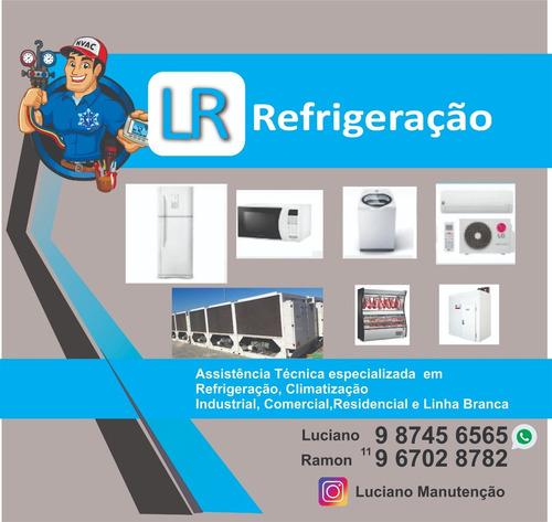 técnico em refrigeração e linha branca