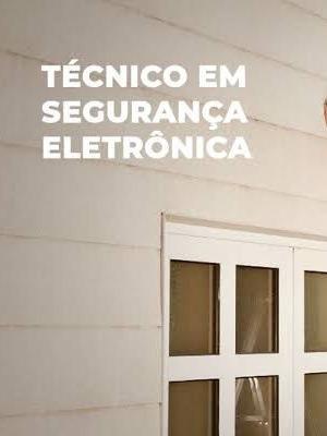 técnico em segurança eletronica
