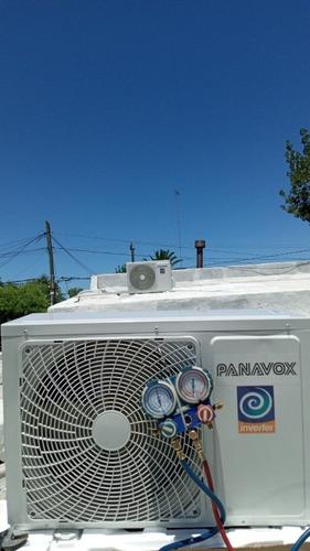tecnico en aire acondicionado certificado