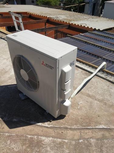 técnico en aire acondicionado (instalación, service, venta)