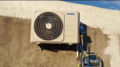 técnico en aire acondicionado, refrigeración