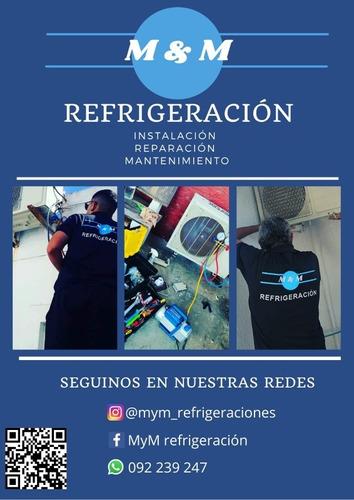 tecnico en aires acondicionado y heladeras refrigeracion