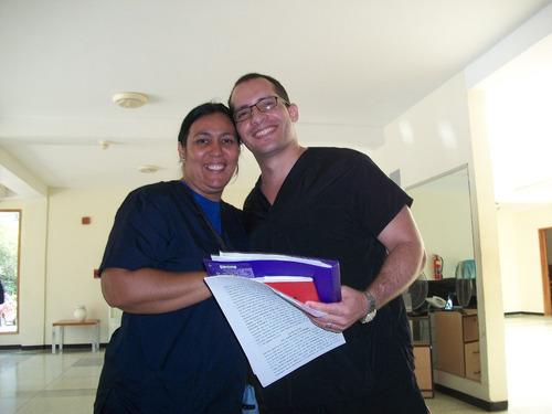 tecnico en enfermeria y fisioterapia