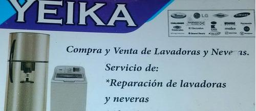 técnico en lavadora y nevera