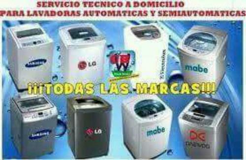 tecnico en lavadoras secadoras y refrigeradores