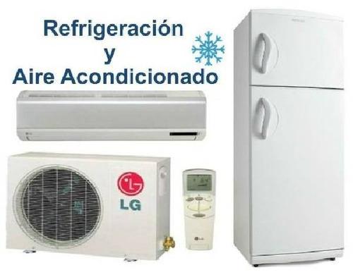 tecnico en linea blanca, refrigeración y aire acond.