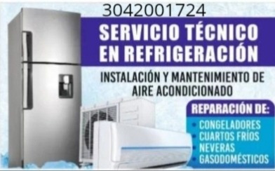 tecnico en refrigeración