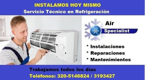 tecnico en refrigeracion