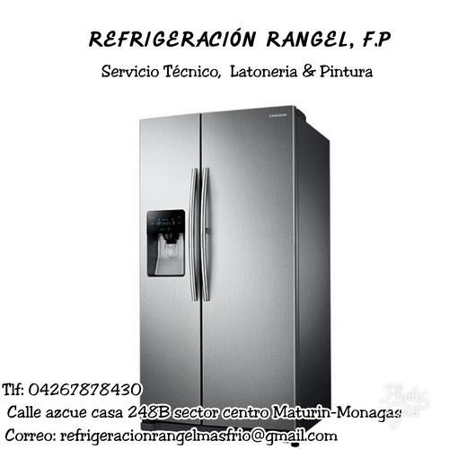 técnico en refrigeración de aires acondicionados y neveras