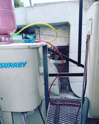 técnico en refrigeración y aires acondicionados