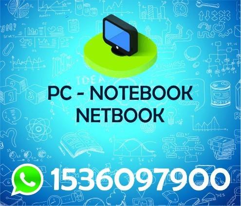 tecnico en reparacion de pc notebook netbook aio a domicilio