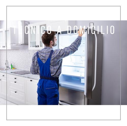 técnico heladera service a domicilio carga de gas caba