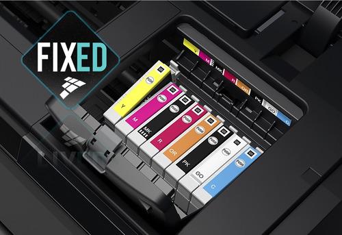 técnico impresoras servicio