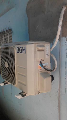 técnico instalación acondicionado