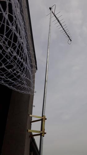tecnico instalador antenas digital uhf, parabolica banda ku