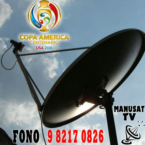 tecnico instalador antenas satelitales linares talca directv