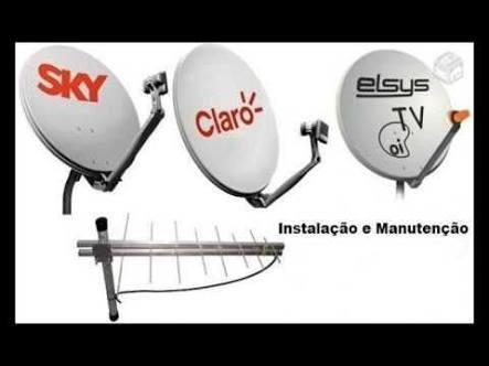 tecnico instalador de antenas banda ku uhf hdtv claro sky