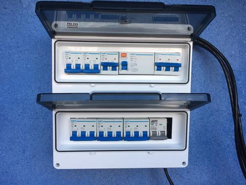 técnico instalador electricista autorizado por ute