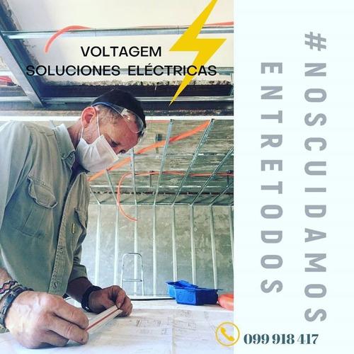 técnico instalador electricista autotizado por ute