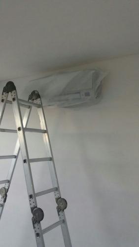 técnico matriculado en instalación y mantenimiento de split