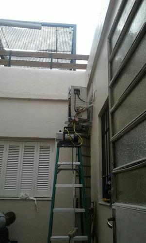 técnico  matrículado  service instalación y reparación  a/a