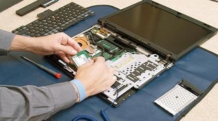 tecnico notebook servicio