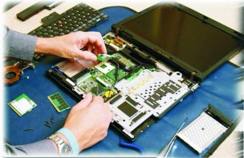técnico notebooks servicio