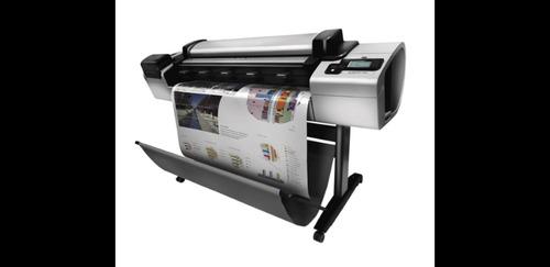 técnico plotter hp roland canon fotocopiadoras ricoh