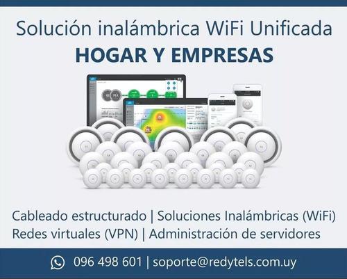 técnico redes router wifi extensor internet hogar / empresas