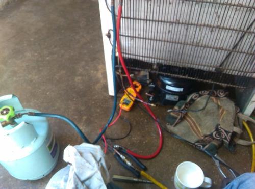 técnico refrigeración a domicilio