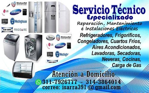 técnico  refrigeración y electricidad