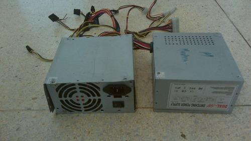 técnico repara fuentes de poder, ups y t. electrónicas.