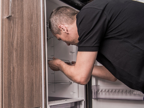 técnico reparación service de heladera y congelador