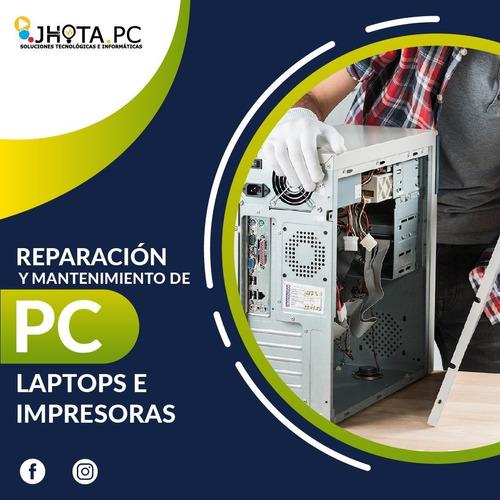 técnico reparación y matenimiento computadoras en oxapampa