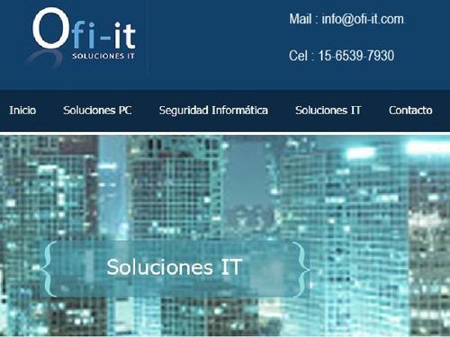 tecnico servidores servicio