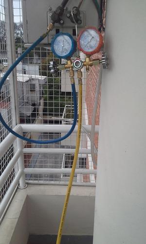 tecnico y service aire acondicionad