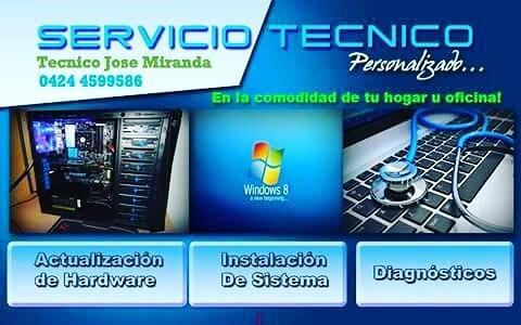 técnico.en reparación. y mantenimiento de computadoras