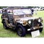 Libro Digital Usuario Jeep Militar, 1953-1968