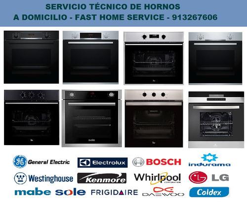 técnicos de cocinas a gas: bosch, mabe, electrolux 913267606