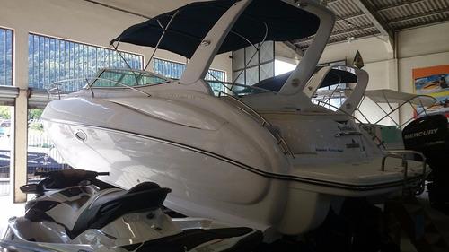 tecnoboats 30.5 c/ parelha mercruiser 1.7 120/240hp a1