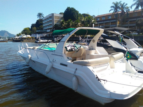 técnoboats daycruiser 32 mercruiser 4.2 250 hp 2001/2017.