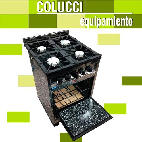 tecnocalor horno cocina industrial