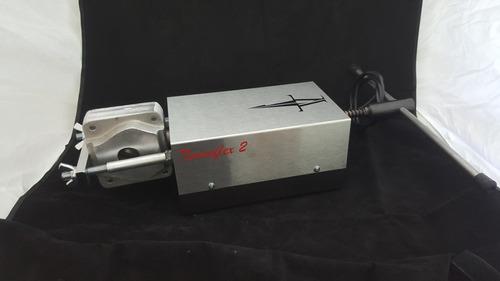 tecnoflex 2.0 nueva inyectora para prótesis flexible dental