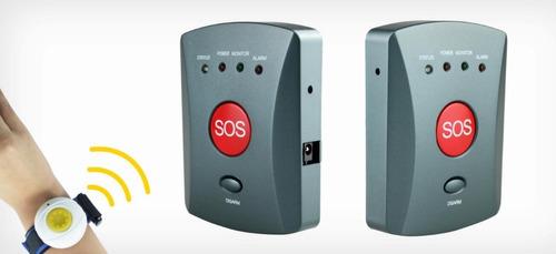 tecnolife botón sos  teleasistencia asistencia monitoreo