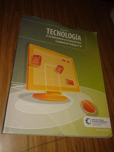 tecnologia de la informacion y la comunicación nº 8 (1120)