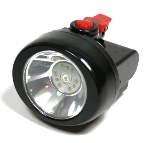 tecnología led recargable, lamparas mineras modelo  kl2