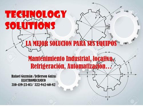 tecnologysolutions electromecanica..