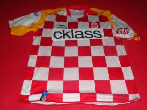 tecos jersey de futbol soccer liga mx retro 30