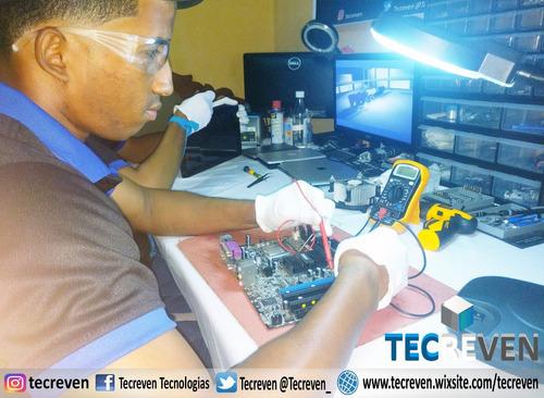 tecreven servicios tecnológicos